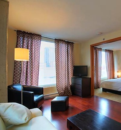 Montreal Serviced Apartments For Rent Aparthotels